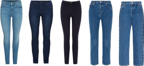 Il y a une paire de jean pour chaque femme et comment trouver la paire de jean parfaite pour chacune d'entre nous.