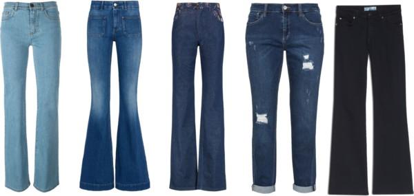 Chaque femme a son style de jean et quel style de jean valorisera plus votre silhouette.